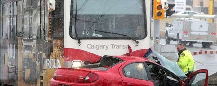 Surrey LRT supporters continue to ignore issues such as potential vehicle-train collisions
