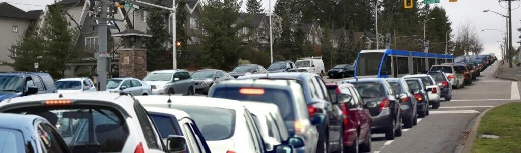 Traffic jam sim header