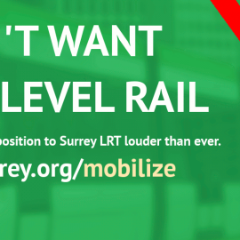 Proceeding with Surrey LRT is the wrong decision
