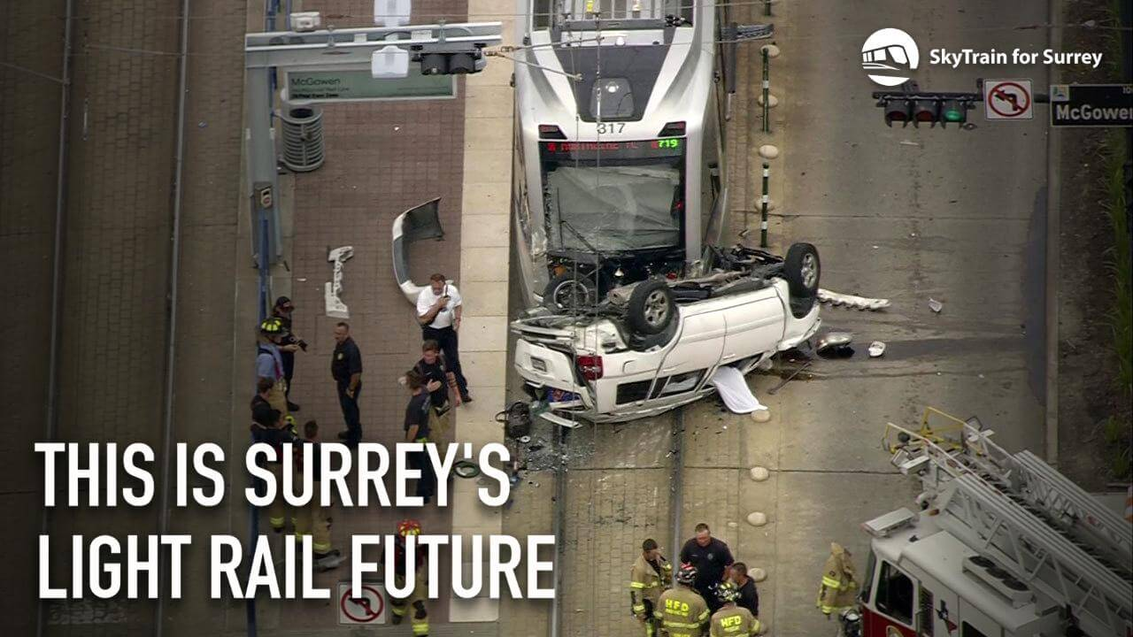 Phase 2 Transit Plan does not put Surrey commuters first