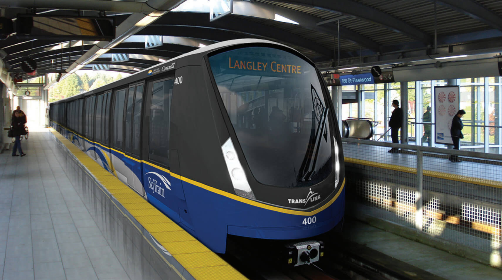 SkyTrain for Surrey, not LRT!