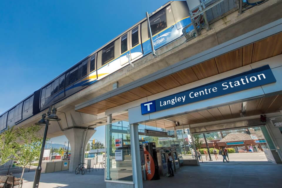 Langley City declares preference for SkyTrain extension on Fraser Highway