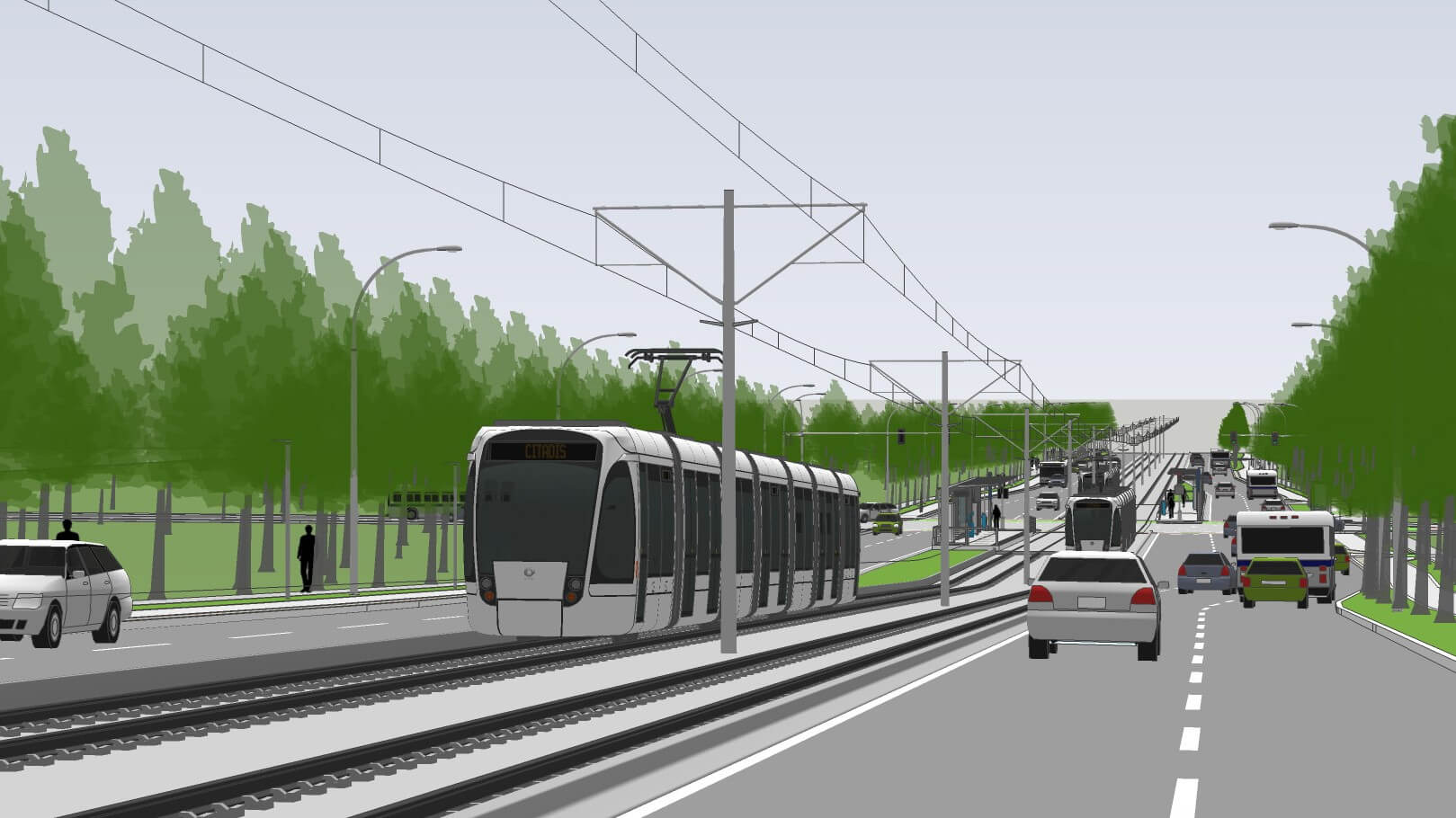 Eight things to know about Surrey LRT