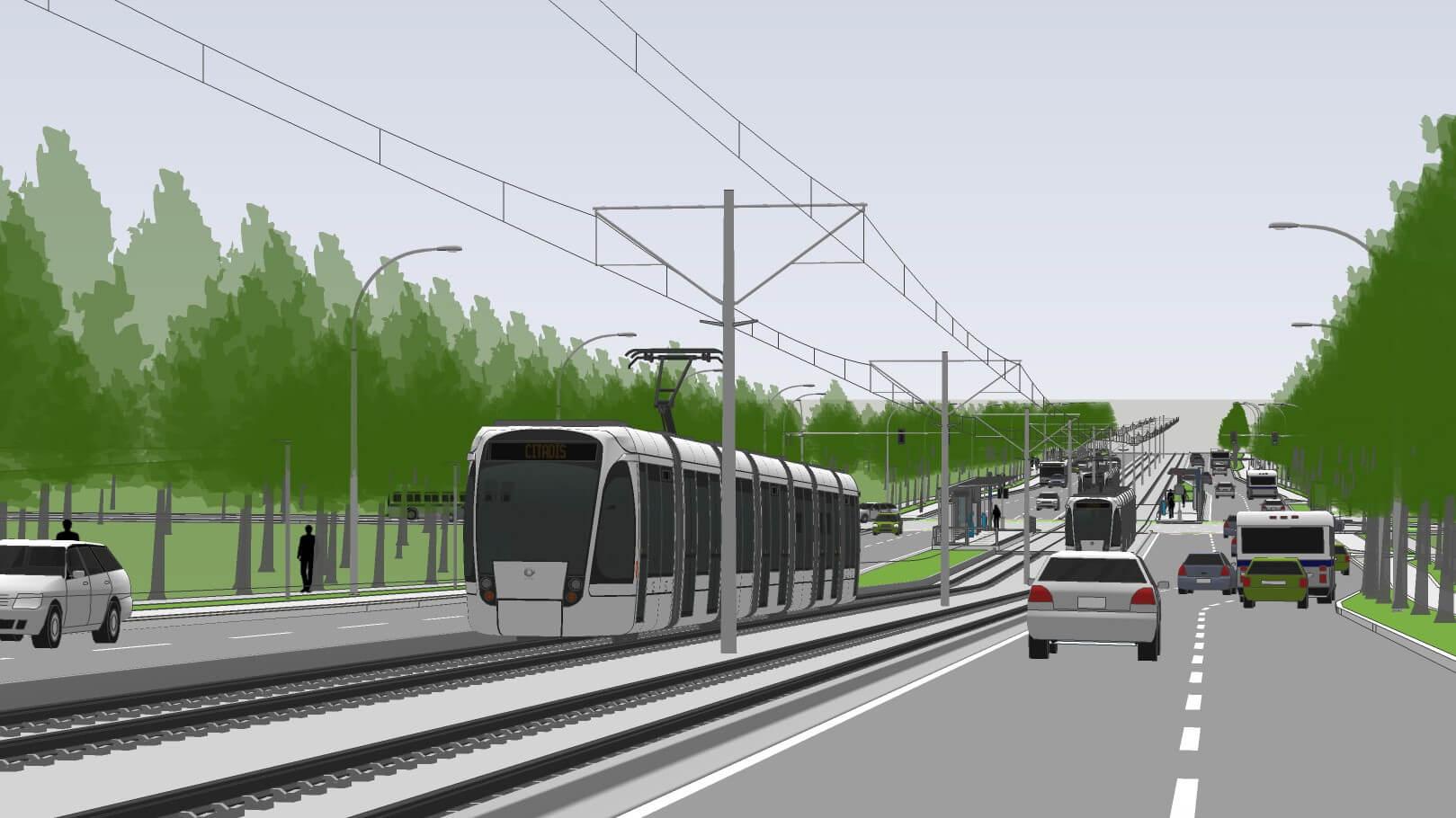 SkyTrain for Surrey, not LRT!