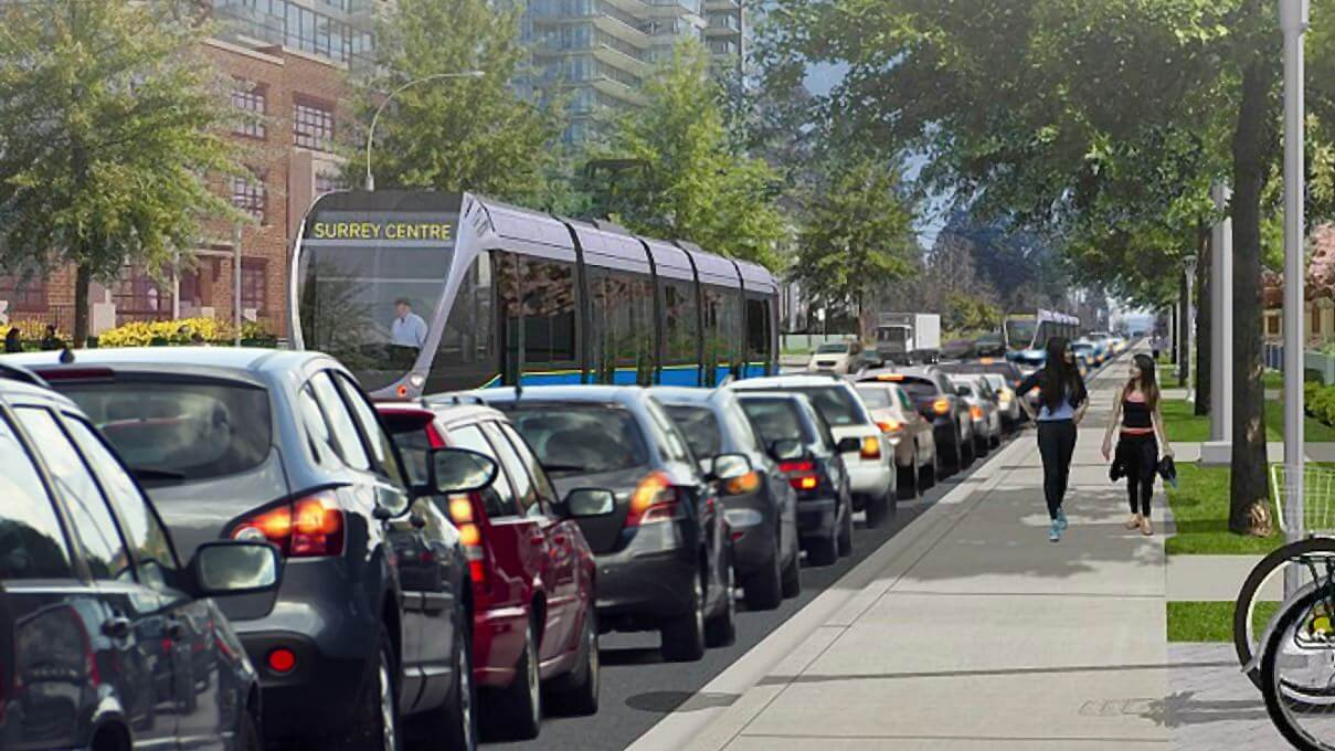 TransLink survey finds significant opposition to Surrey LRT