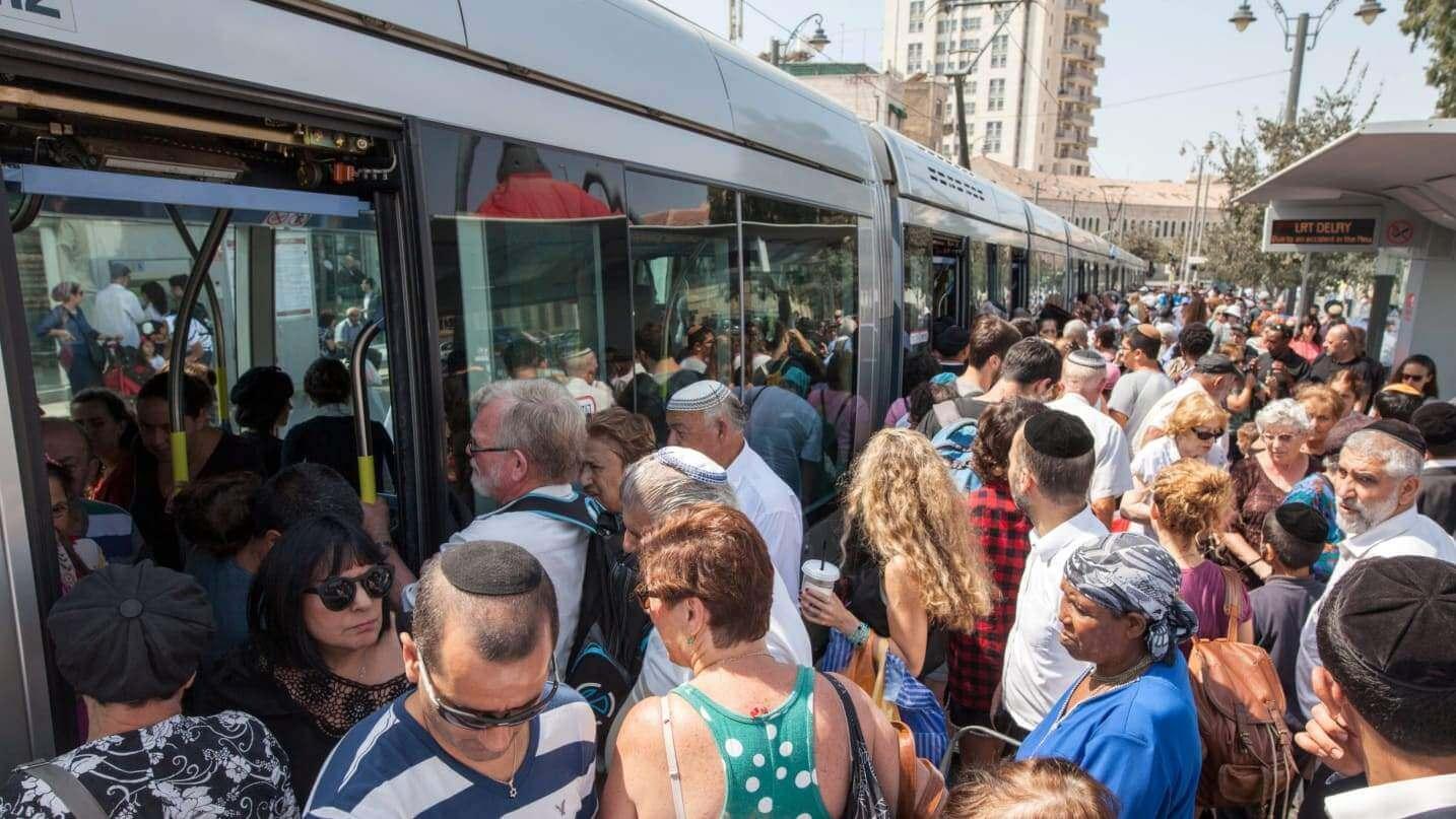 Commuter chaos: