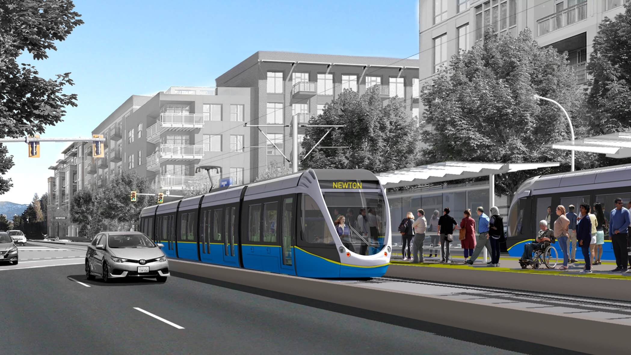 Proposed Light Rail Transit is actually deterring developers, not attracting them.