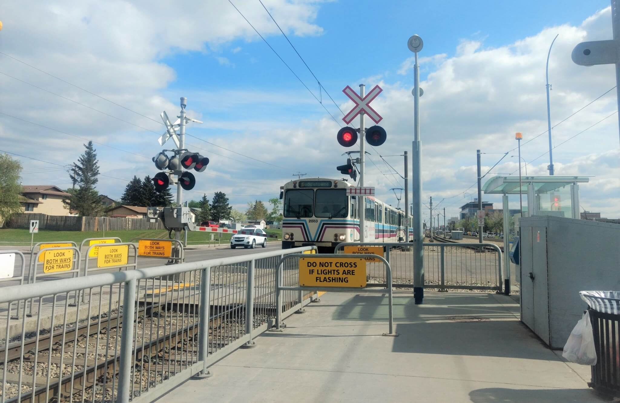 Another light rail collision in Calgary prompts driver to speak out