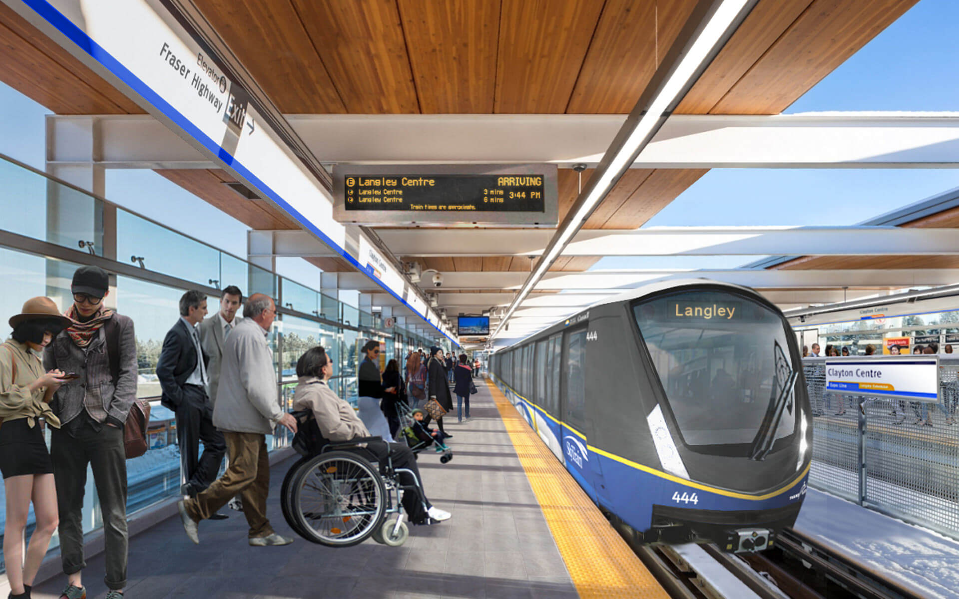 Cancellation of LRT in favour of SkyTrain is a victory for Surrey and region